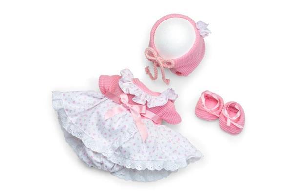 Imagen de Vestido Ropa Rosa Baby Susú De Luxe