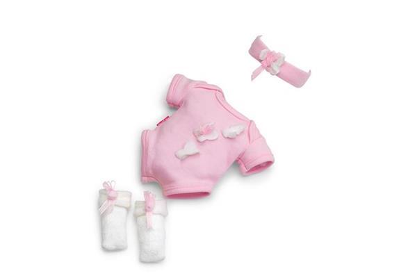 Imagen de Pijama Body Rosa Baby Susú
