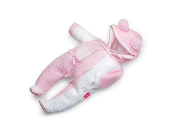Imagen de Pijama Buzo Rosa Baby Susú