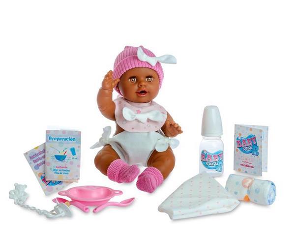 Imagen de Baby Susú Interactivo Africano