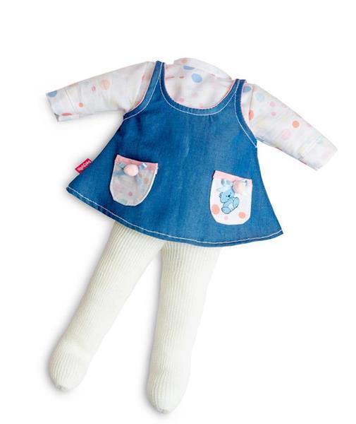 Imagen de Vestido Baby Susú Vaquero