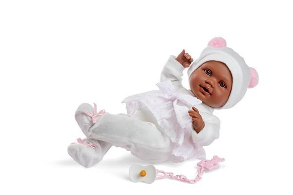 Imagen de Muñeca Baby Marianna Llorona Rosa