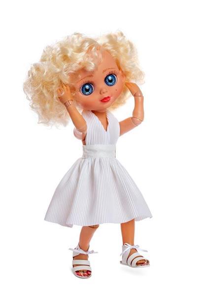 Imagen de Muñeca The Biggers Luxury Doll Marilyn