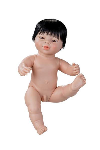 Imagen de Muñeco Newborn Asiático Desnudo