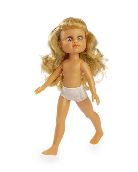 Imagen de Muñeca My Girl Rubia Desnuda En Bolsa