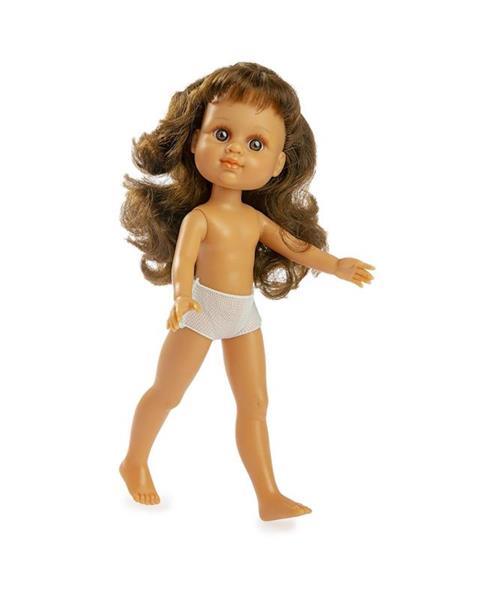 Imagen de Muñeca My Girl Morena Desnuda En Bolsa