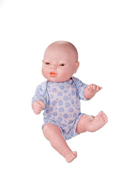 Imagen de Muñeco New Born 30 cm Asiático