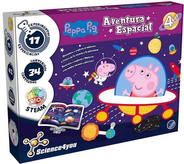 Imagen de Juego La Aventura Espacial de Peppa Pig