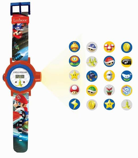 Imagen de Reloj Digital Mario Kart