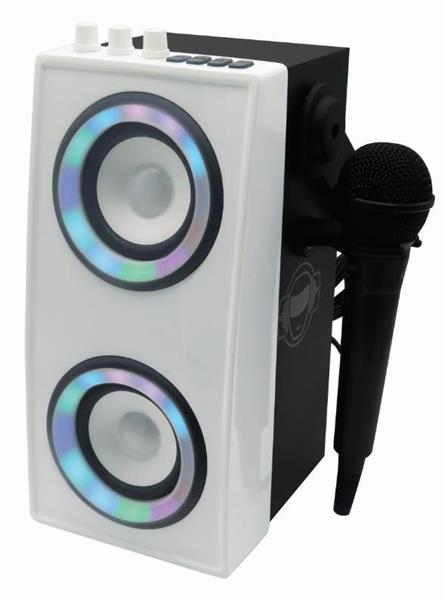 Imagen de Altavoz Portátil IParty con Bluetooth y Micrófono