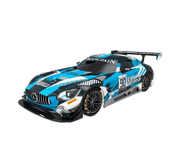 Imagen de Coche Scalextric Mercedes AMG GT3 Nefis