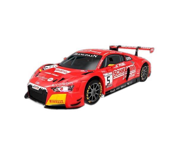Imagen de Coche Scalectric Audi R8 LMS GT3 Scherer