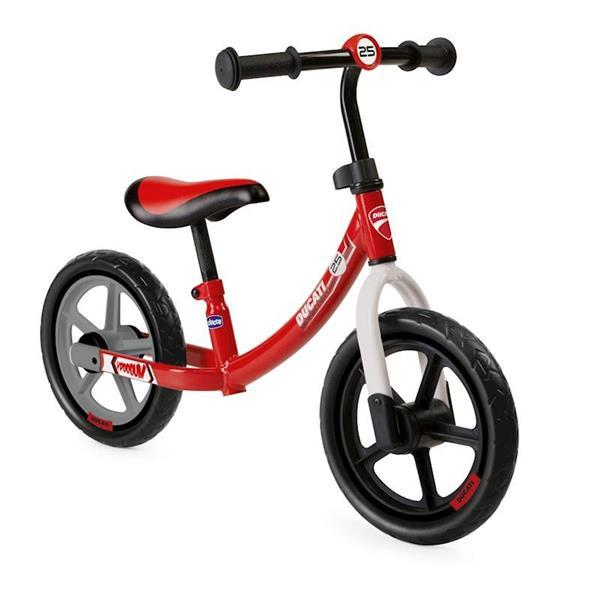 Imagen de Bicicleta Sin Pedales Balance Ducati Chicco