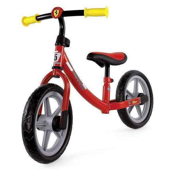 Imagen de Bicicleta Sin Pedales Scudería Ferrari Chicco