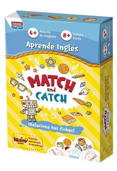 Imagen de Juego Match And Catch