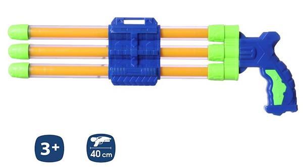 Imagen de Pistola de Agua Triple Cañón