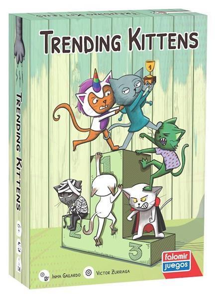 Imagen de Juego Trending Kittens