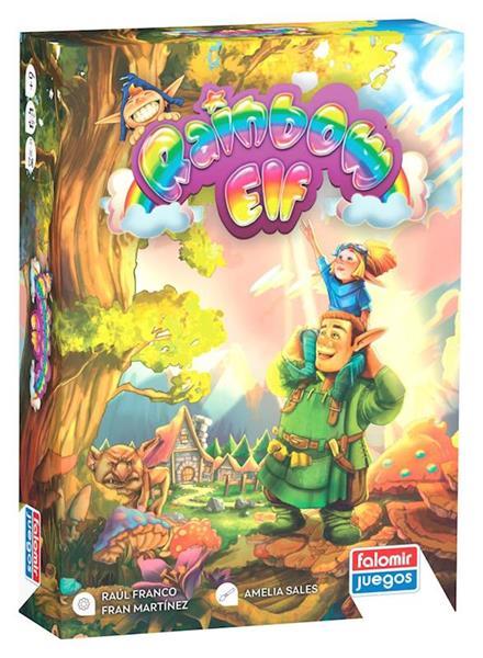 Imagen de Juego Rainbow Elf