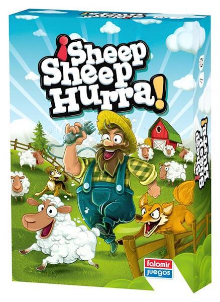 Imagen de Juego Sheep Sheep Hurra