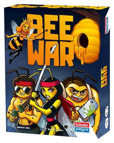 Imagen de Juego Bee War