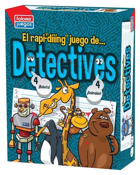 Imagen de Juego Detectives de Falomir
