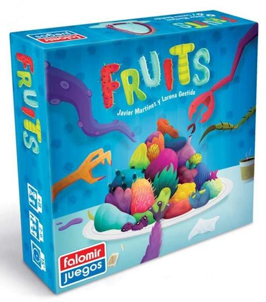 Imagen de Juego Fruits de Cálculo Rápido