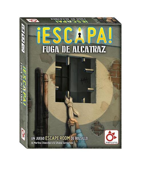 Imagen de Juego ¡Escapa! Fuga De Alcatraz