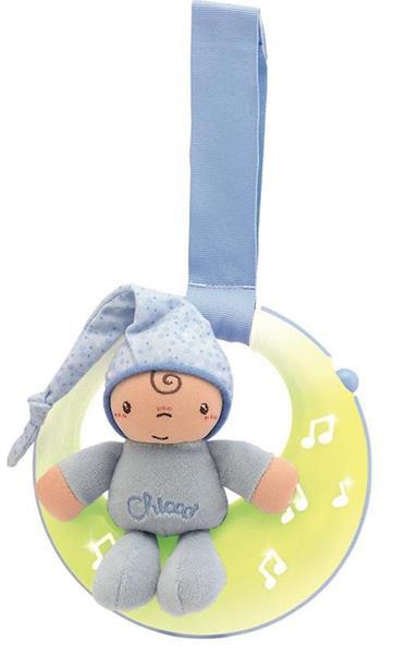 Imagen de Panel Cuna Musical Azul