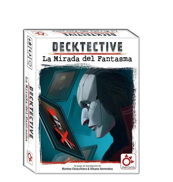 Imagen de Juego Decktective La Mirada Del Fantasma