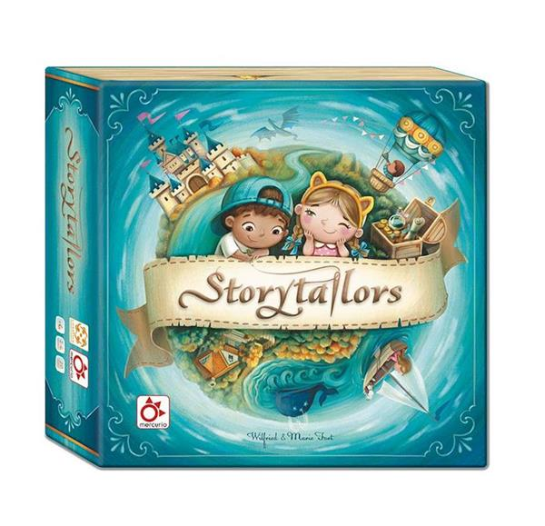 Imagen de Juego Storytailors