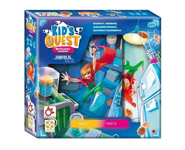 Imagen de Juego Kids Quest