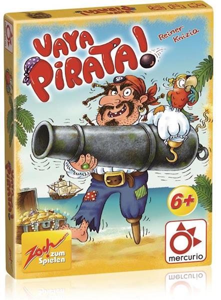 Imagen de Juego ¡Vaya Pirata!