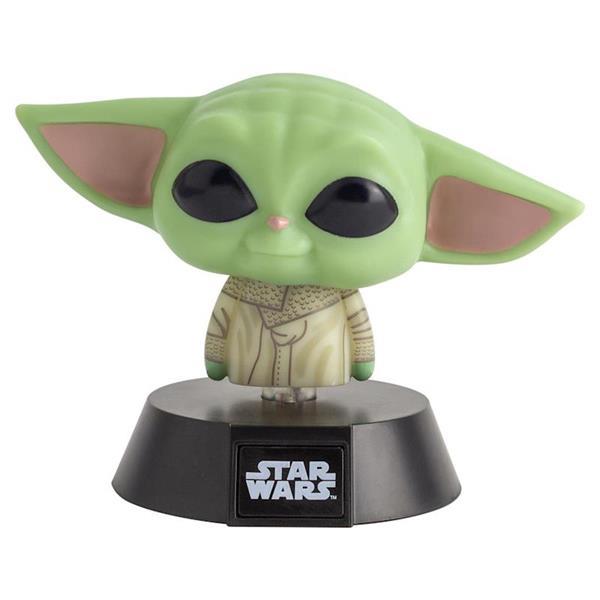 Imagen de Lámpara Icons Baby Yoda