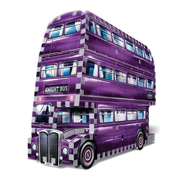 Imagen de Puzzle 3D Autobús Noctámbulo Harry Potter