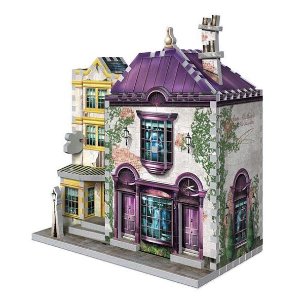 Imagen de Puzzle 3D Heladería Madam Malkin's Harry Potter