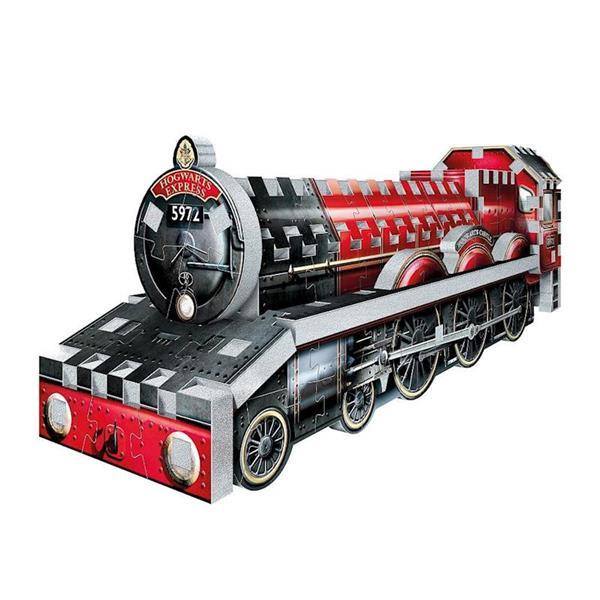 Imagen de Puzzle 3D Tren Hogwarts Express 155 Piezas
