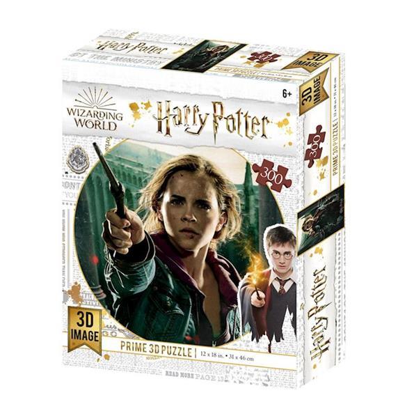Imagen de Puzzle Lenticular Hermione Batalla Final