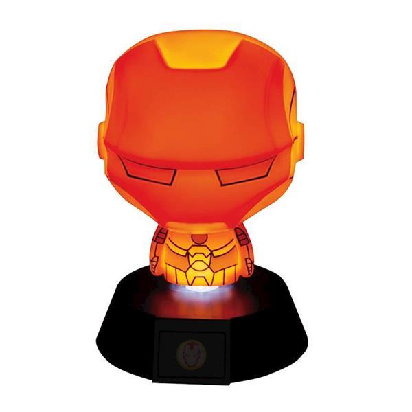 Imagen de Lámpara Iron Man Los Vengadores Icons