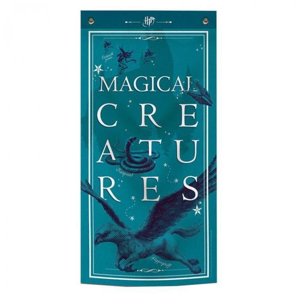 Imagen de Póster Harry Potter Pared Criaturas Mágicas