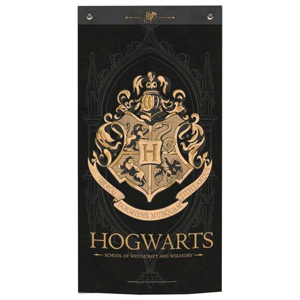 Imagen de Estandarte Hogwarts Harry Potter Pared