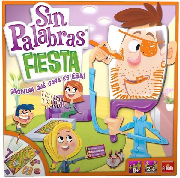 Imagen de Juego Sin Palabras Fiesta
