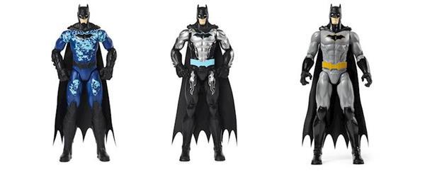 Imagen de Figura Batman Bat Tech 30 Cm