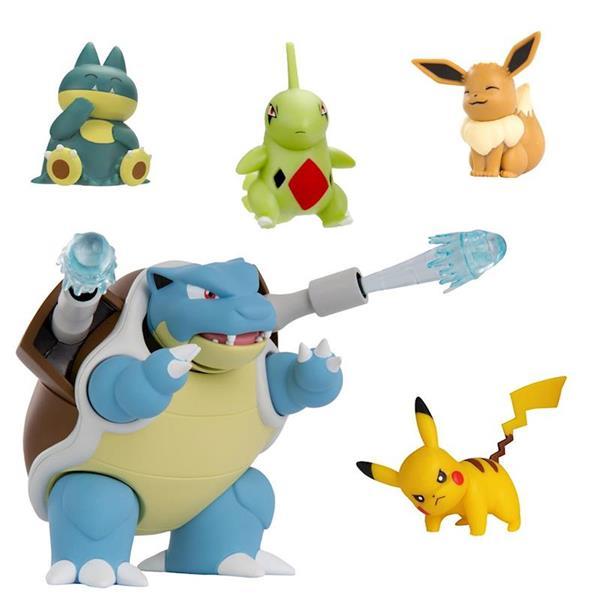 Imagen de Figuras Pokemon De Combate Pack 5