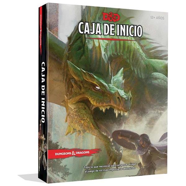Imagen de Juego Dungeons & Dragons Caja Inicio