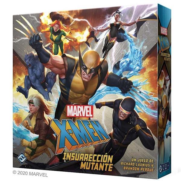 Imagen de Juego X-Men Insurrección Mutante