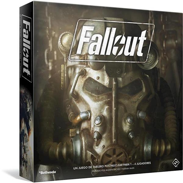 Imagen de Juego Fallout De Tablero