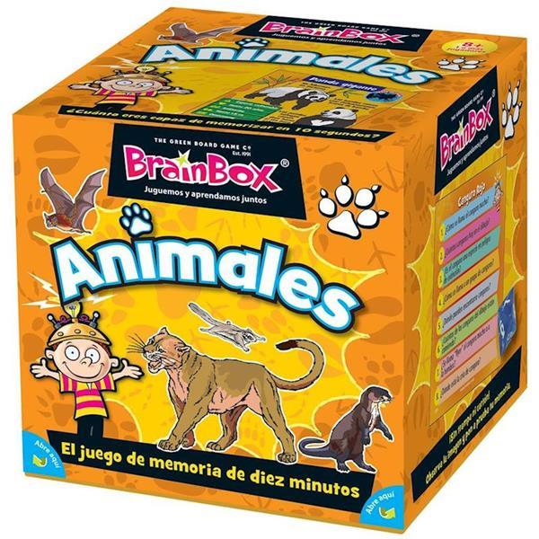 Imagen de juego brainbox animales