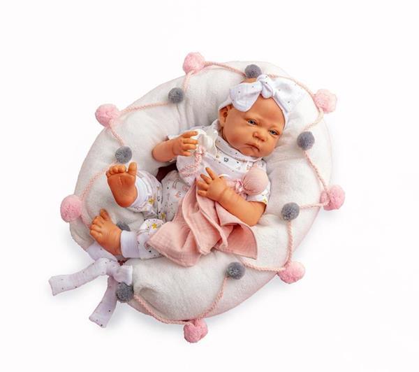 Imagen de Sweet Reborn Muñeca Con Mecanismo