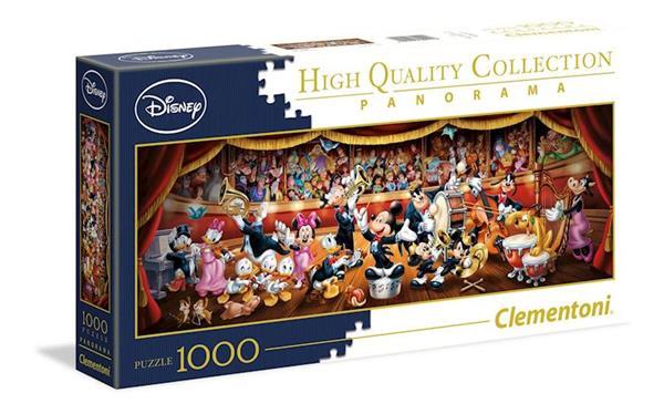Imagen de Puzzle Adulto Disney Orquesta1000 piezas
