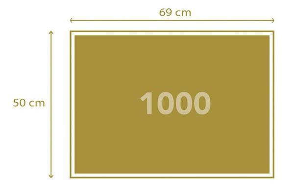Imagen de Puzzle Adulto La Casa De Papel 1000 piezas